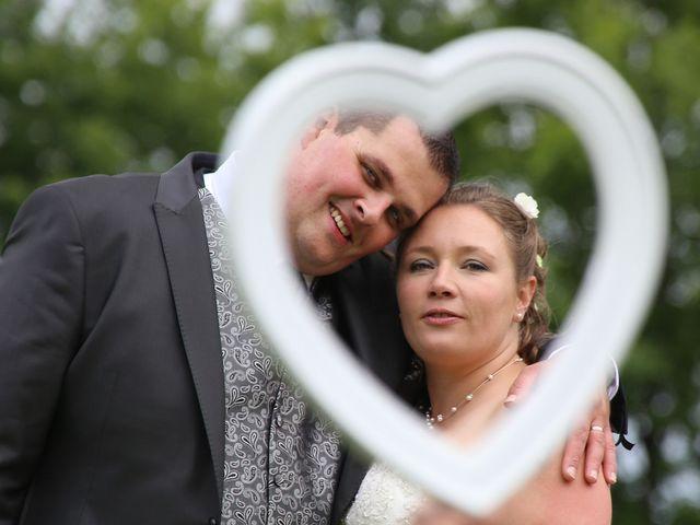 Le mariage de Benoit et Isabelle à Abbaretz, Loire Atlantique 1