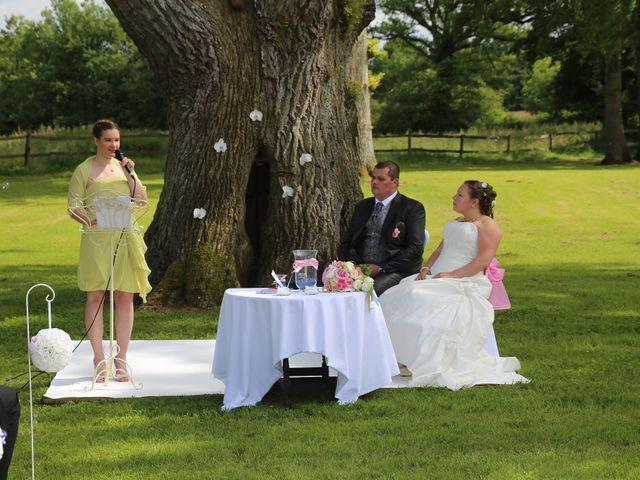 Le mariage de Benoit et Isabelle à Abbaretz, Loire Atlantique 6