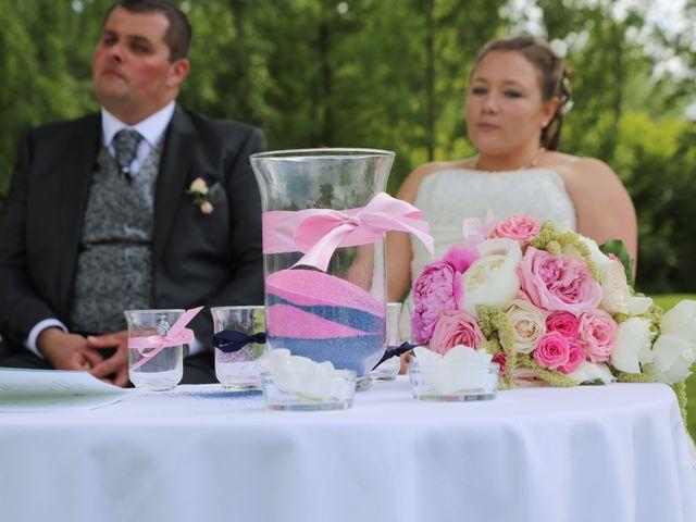 Le mariage de Benoit et Isabelle à Abbaretz, Loire Atlantique 9