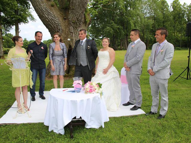 Le mariage de Benoit et Isabelle à Abbaretz, Loire Atlantique 10