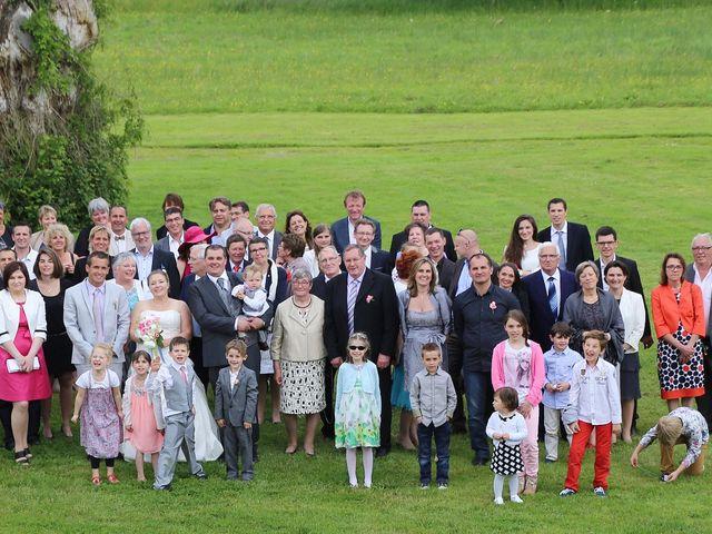Le mariage de Benoit et Isabelle à Abbaretz, Loire Atlantique 11