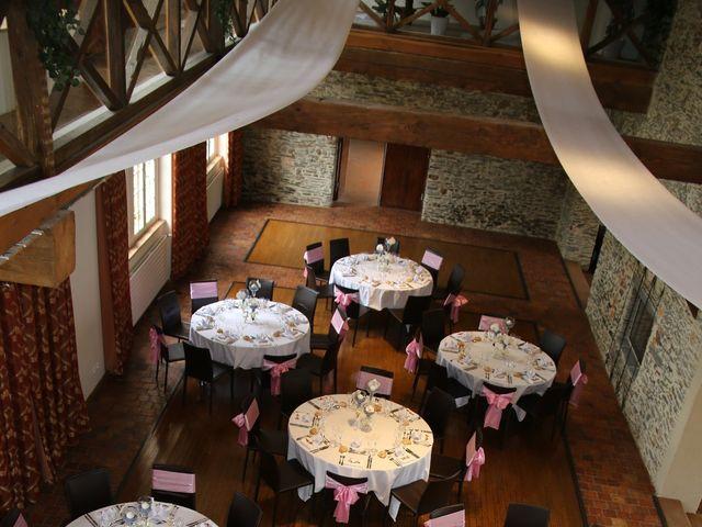 Le mariage de Benoit et Isabelle à Abbaretz, Loire Atlantique 12