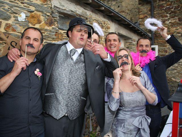 Le mariage de Benoit et Isabelle à Abbaretz, Loire Atlantique 17