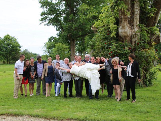 Le mariage de Benoit et Isabelle à Abbaretz, Loire Atlantique 18