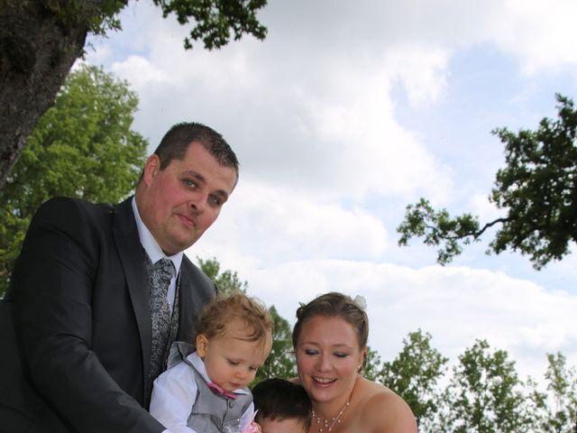 Le mariage de Benoit et Isabelle à Abbaretz, Loire Atlantique 19