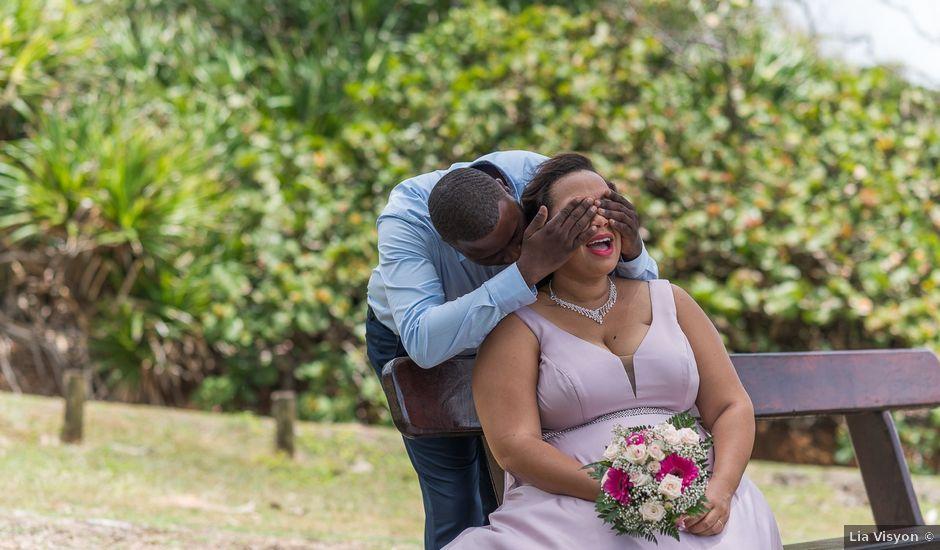 Le mariage de Moïse et Gaëlle à Saint-Joseph, Martinique