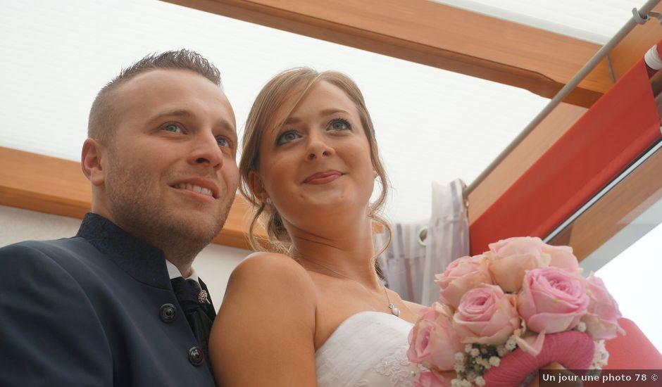Le mariage de Laurine et Wilfried à Calais, Pas-de-Calais