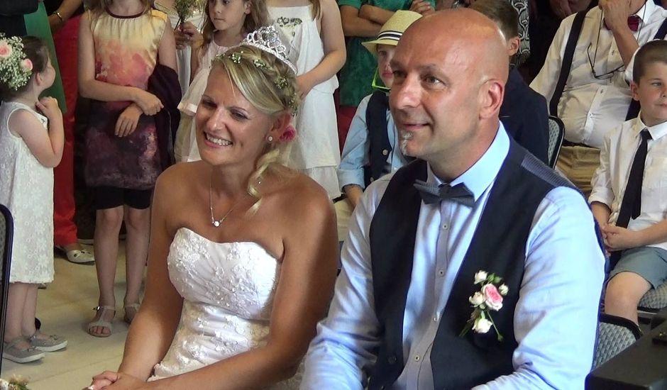Le mariage de Didou et Marie à Saint-Uze, Drôme