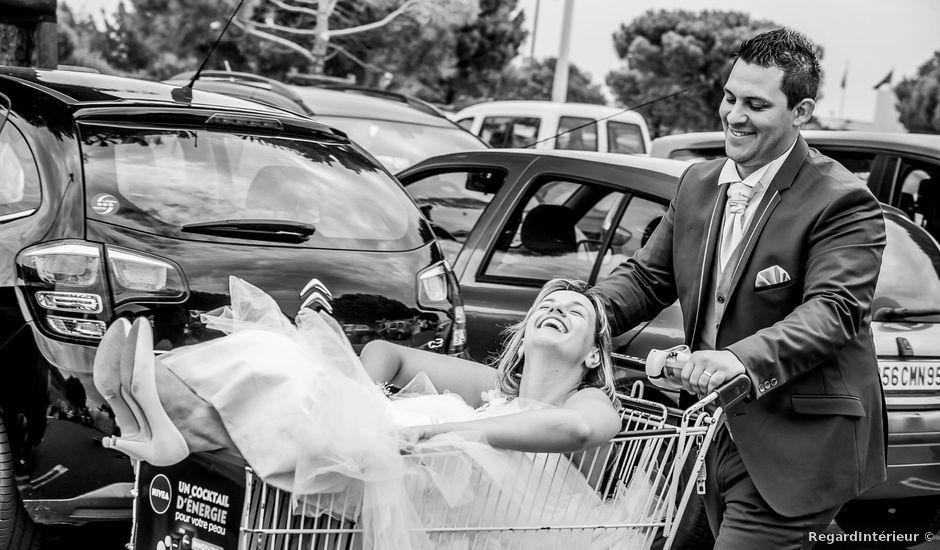 Le mariage de Jonathan et Marion à Neuville-De-Poitou, Vienne