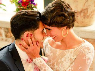 Le mariage de Camille et Andreas