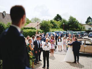 Le mariage de Justine et Benjamin 1