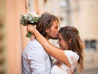 Le mariage de Nathalie et Yohan