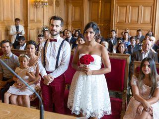 Le mariage de Stuti et Antoine 3