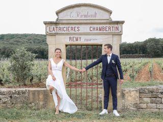 Le mariage de Pauline et Emmanuel