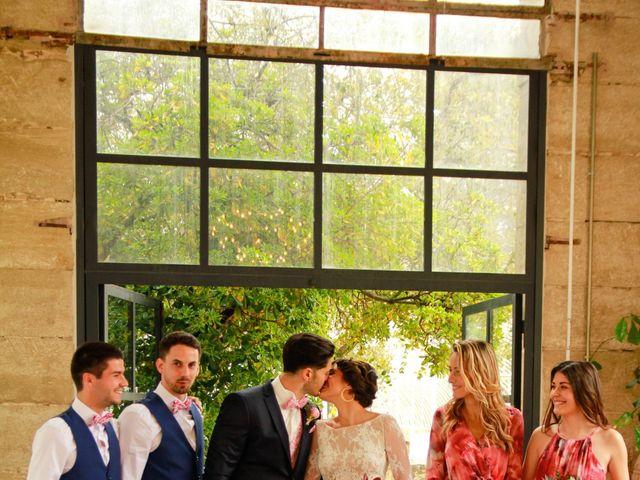 Le mariage de Andreas et Camille à Montpellier, Hérault 32