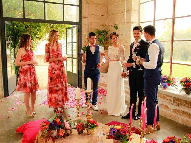Le mariage de Andreas et Camille à Montpellier, Hérault 46