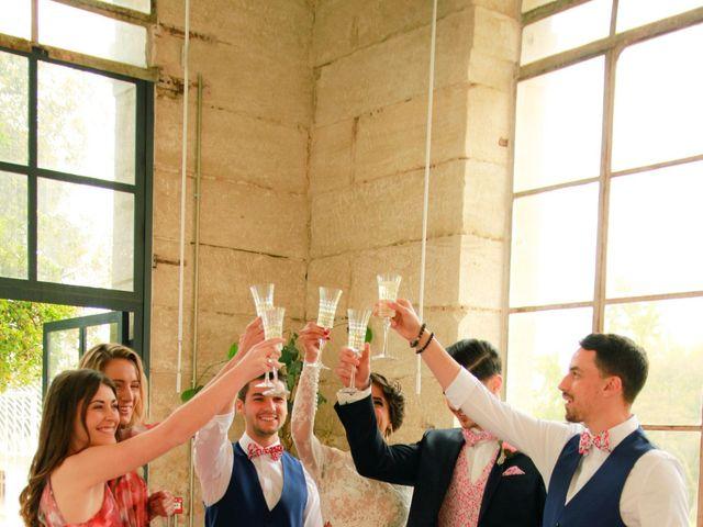Le mariage de Andreas et Camille à Montpellier, Hérault 49