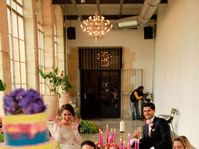Le mariage de Andreas et Camille à Montpellier, Hérault 56