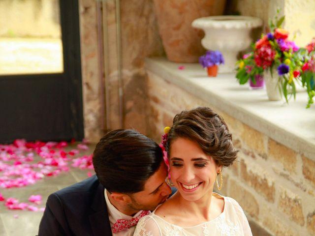 Le mariage de Andreas et Camille à Montpellier, Hérault 2