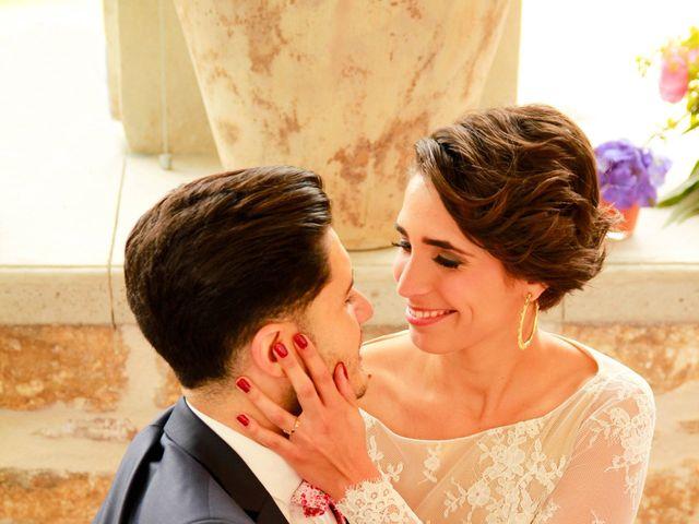 Le mariage de Andreas et Camille à Montpellier, Hérault 66
