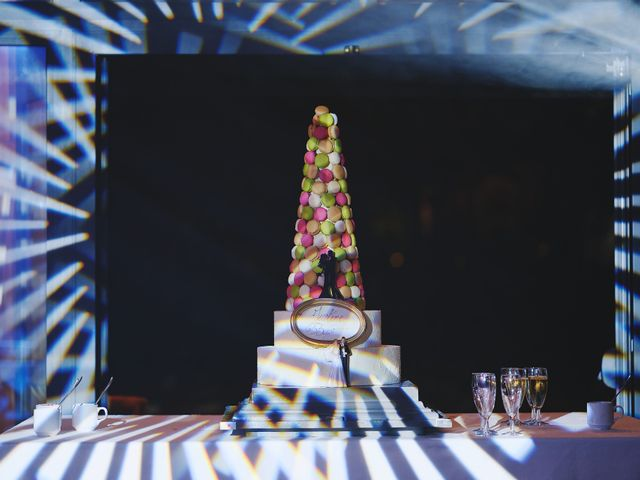 Le mariage de Benjamin et Justine à Radepont, Eure 16