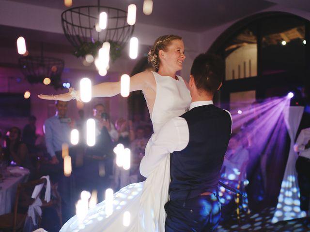 Le mariage de Benjamin et Justine à Radepont, Eure 18