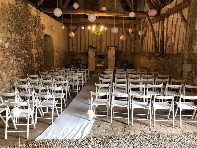 Le mariage de Benjamin et Justine à Radepont, Eure 22