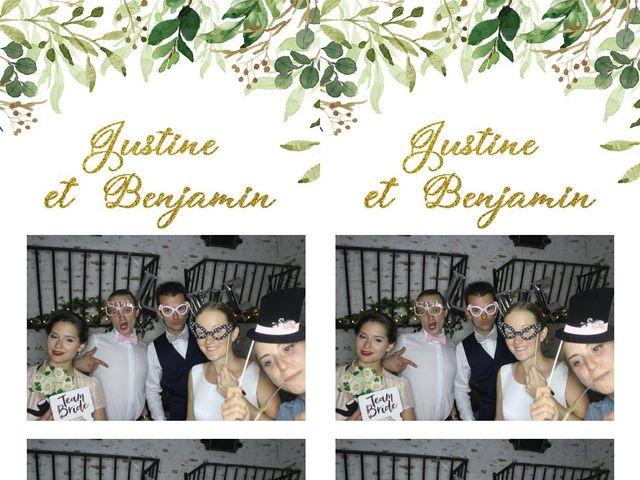Le mariage de Benjamin et Justine à Radepont, Eure 23