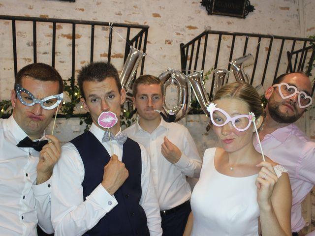 Le mariage de Benjamin et Justine à Radepont, Eure 24