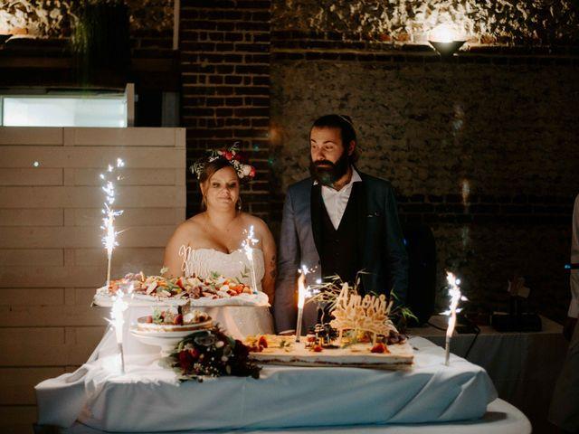 Le mariage de Jonathan et Charlotte à Saint-Étienne-du-Rouvray, Seine-Maritime 53