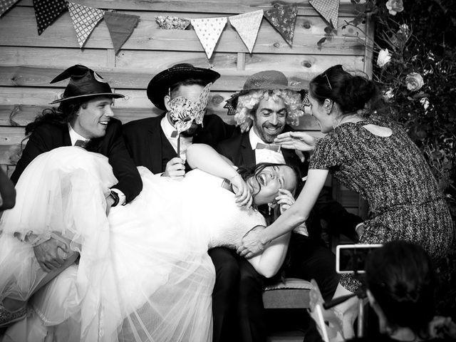 Le mariage de Guillaume et Manon à Chantepie, Ille et Vilaine 72