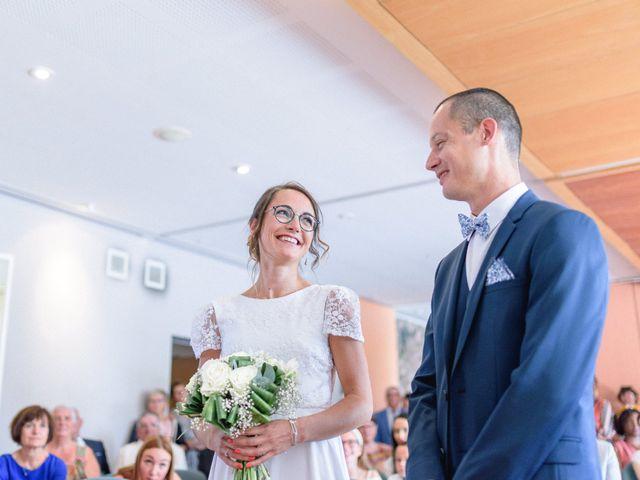 Le mariage de Philipe et Mélisendre à Bouchemaine, Maine et Loire 9
