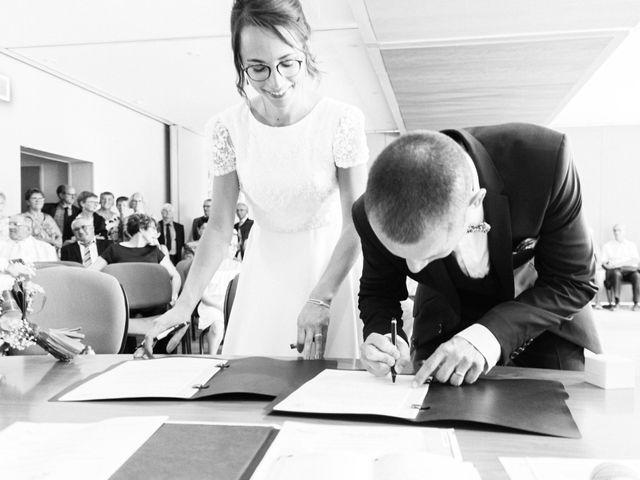 Le mariage de Philipe et Mélisendre à Bouchemaine, Maine et Loire 14