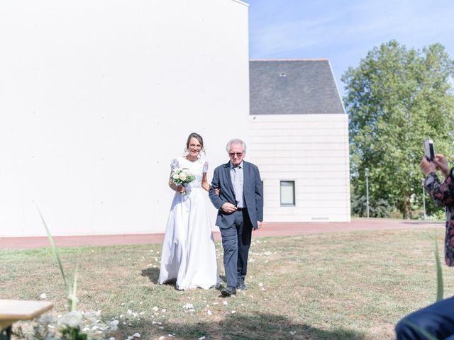Le mariage de Philipe et Mélisendre à Bouchemaine, Maine et Loire 24