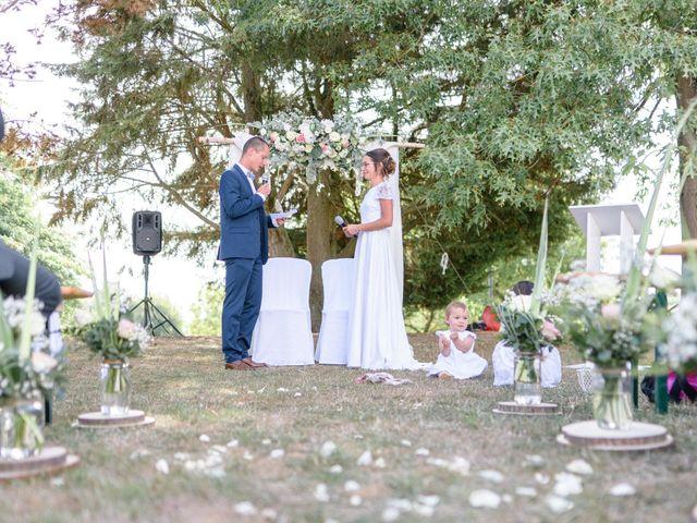Le mariage de Philipe et Mélisendre à Bouchemaine, Maine et Loire 38
