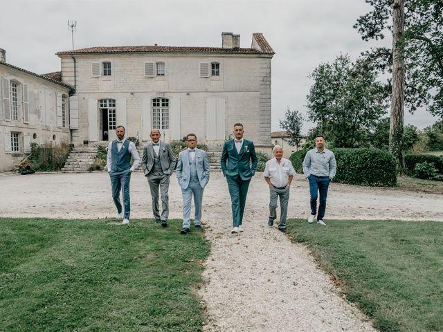 Le mariage de Logan et Marine à Port-d'Envaux, Charente Maritime 22