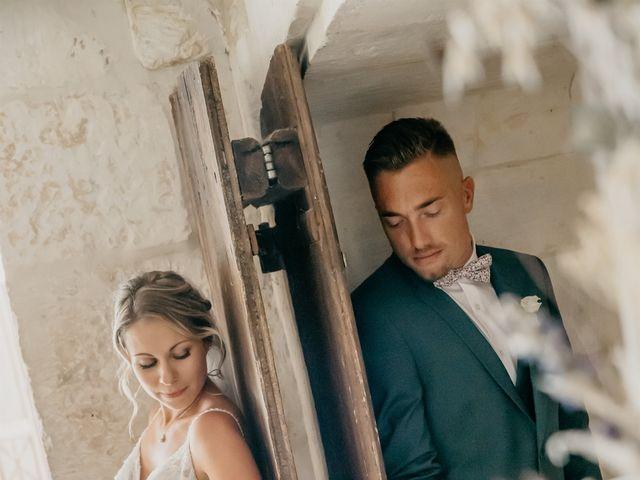 Le mariage de Logan et Marine à Port-d'Envaux, Charente Maritime 1