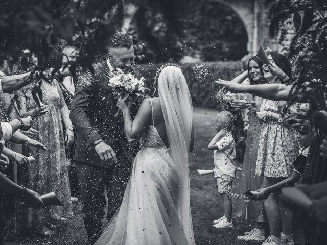 Le mariage de Marine et Logan