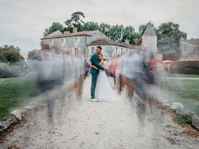 Le mariage de Logan et Marine à Port-d'Envaux, Charente Maritime 55