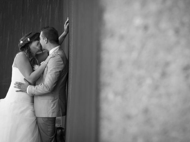 Le mariage de Valentin et Mathilde à Chamousset, Savoie 15