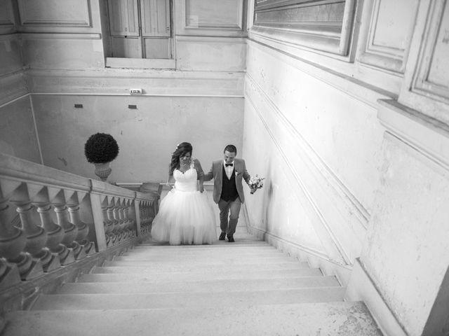 Le mariage de Valentin et Mathilde à Chamousset, Savoie 25