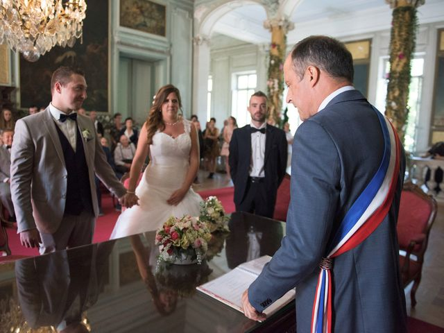Le mariage de Valentin et Mathilde à Chamousset, Savoie 26