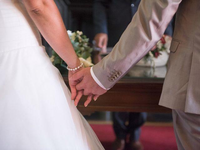 Le mariage de Valentin et Mathilde à Chamousset, Savoie 32