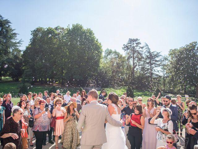 Le mariage de Valentin et Mathilde à Chamousset, Savoie 35