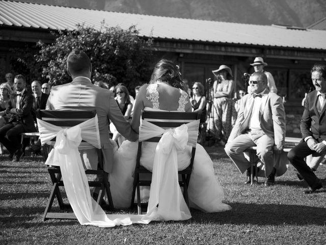 Le mariage de Valentin et Mathilde à Chamousset, Savoie 45