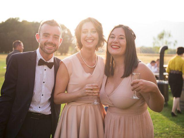 Le mariage de Valentin et Mathilde à Chamousset, Savoie 61