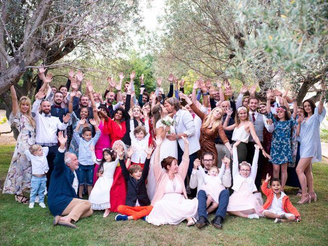 Le mariage de Yohan et Nathalie à Saint-Tropez, Var 2