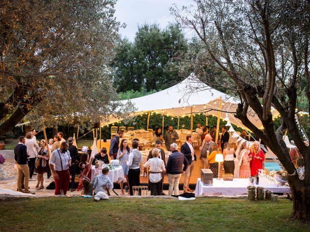 Le mariage de Yohan et Nathalie à Saint-Tropez, Var 8