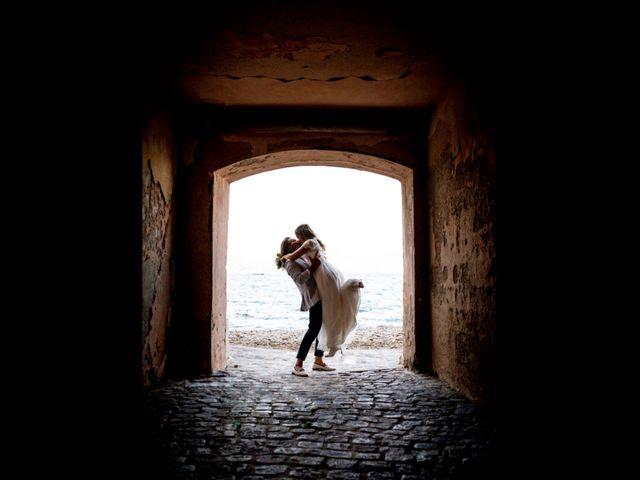 Le mariage de Yohan et Nathalie à Saint-Tropez, Var 9