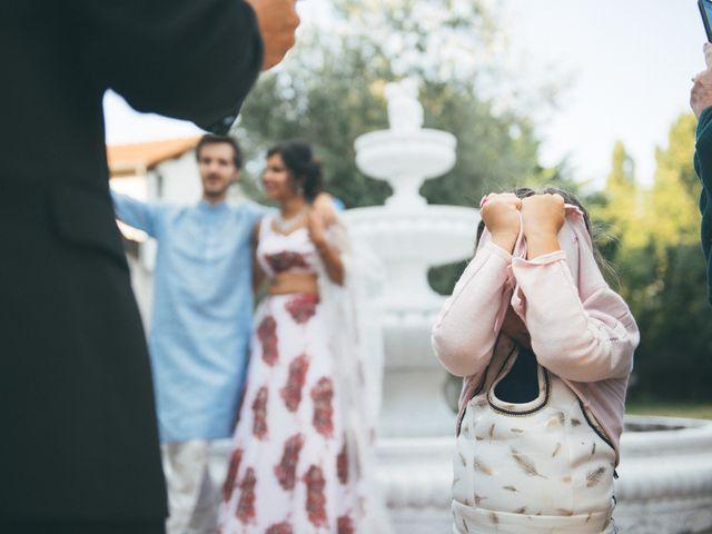 Le mariage de Antoine et Stuti à Dammarie-lès-Lys, Seine-et-Marne 11